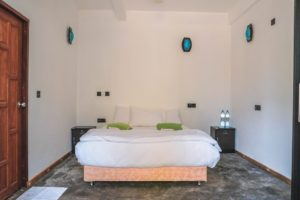 Photo of one of the rooms at Rasdhoo Dive Lodge