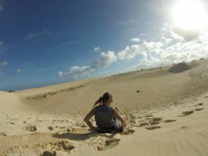 Sandboarding Corralejo