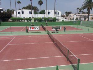 Corralejo Tennis court